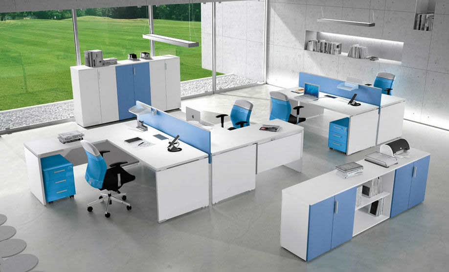 Bersanetti office design arredamento e strumenti per for Uffici operativi